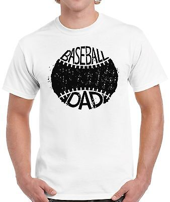 Baseball Dad Shirt Top Baseball Gifts for Dad Birthday Gift -