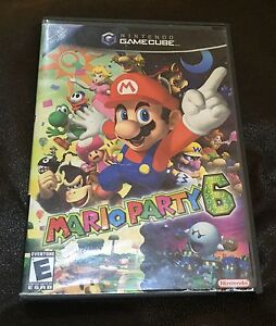 GameCube Mario Party 4 and 6