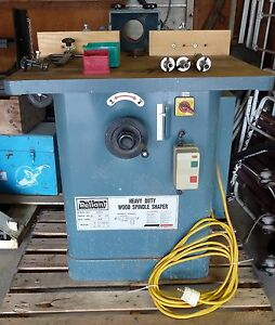 Used Wood Shapers: Manufacturing & Metalworking | eBay
