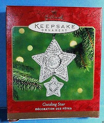 Guiding Star Ornaments (Hallmark