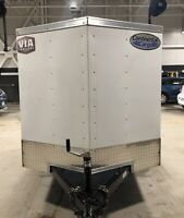 2021 Continental Cargo enclosed trailer 9ft long x 5ft wide