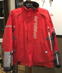 Arctiva Comp 8 snowmobile skidoo suit