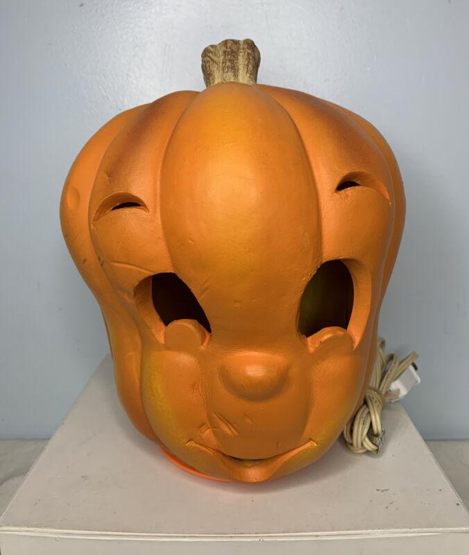 Vintage Trendmasters Jack O Lantern Halloween Casper The Friendly Ghost 1995