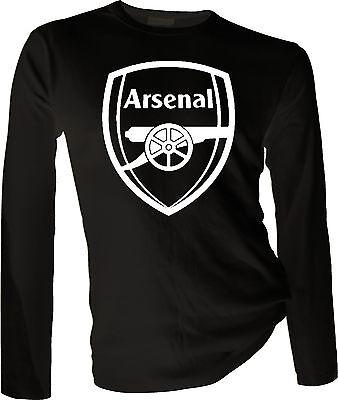 Arsenal FC Football Soccer T Shirt EPL Gunners Team Sports F