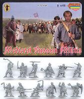 1:72 Figure M048 Medievale Russo Milizia - Strelets -  - ebay.it