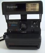 Polaroid One Step Close Up 600 Film Camera