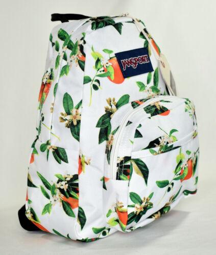 New JanSport Half Pint Mini Backpack -- Orange Blossom