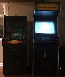 Arcade Machine (Video Games)