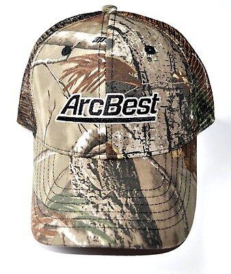 4df064b436b ArcBest Camouflage Hat Mesh Back Adult Adjustable Strap Back Trucker Hat