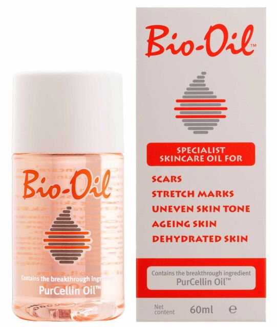 New Original Bio-Oil Specialist All Skin care Oil 60ML - Free Delivery
