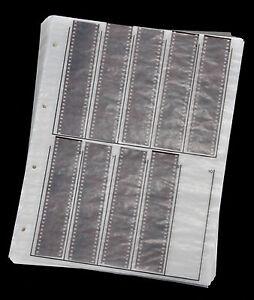 50-Pergamina-Funda-negativos-para-10x4er-Rayas-KB-Imagen-pequena