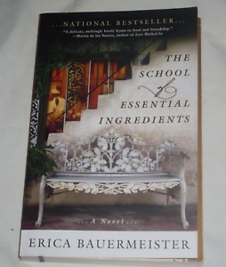 Paperback Novel by Erica Bauermeister - The School Of Essential
