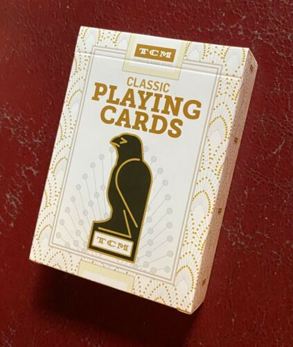 TCM Classic Movie Playing Cards - Ltd. Edition - new, open box