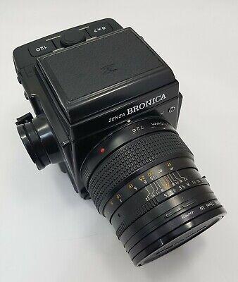 Zenza Bronica GS-1 6x7 PG100mm f3.5