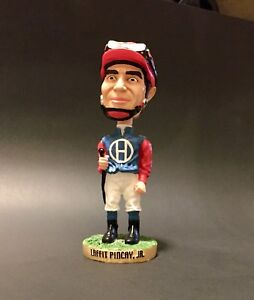 Bobble head Laffit Pincay Jr.  Calder Race Course