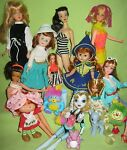 thecat Vintage Barbie Dolls n Toys
