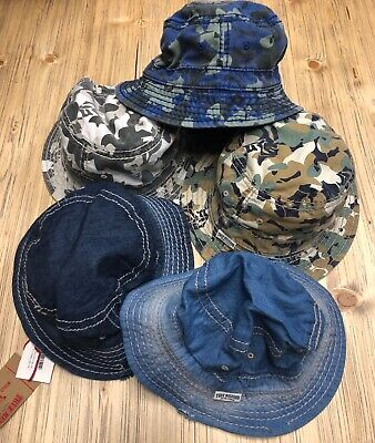 True Religion Bucket Hat in Many Styles/Colors Size S/M and L/XL New with Tags!