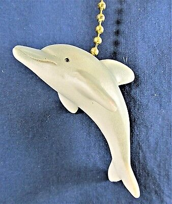 - Dolphin Ceiling Fan or Light Pull Home Decor