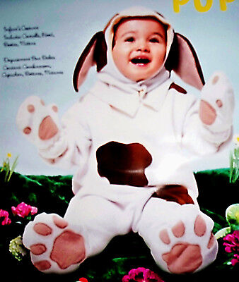 POKEY LITTLE PUPPY HALLOWEEN COSTUME TODDLER 12-14 MONTHS STORYBOOK CLASSIC DOG
