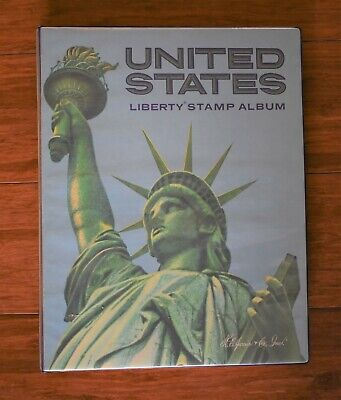 H. E. Harris Liberty Stamp Album