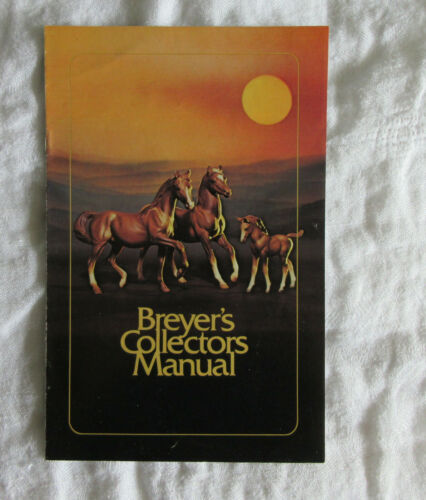 Breyer Collector manual