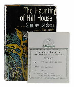 the haunting of hill house/ sherley jacksonand essays The haunting of hill house essays: over 180,000 the haunting of hill house essays, the haunting of hill house term papers, the haunting of hill house research paper, book reports 184 990 essays, term and research papers available for unlimited access.