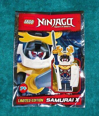 LEGO NINJAGO: Samurai X Polybag Set 891843 BNSIP