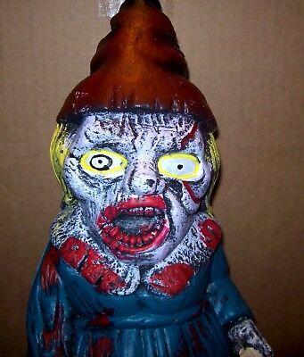 SALE Zombie Walking Dead GNOME Halloween  Scary Horror   #NOTaTOY 15