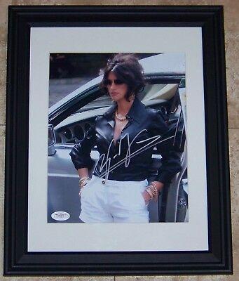 FLASH SALE! Penelope Cruz Signed Autographed Framed 8x10 Photo JSA COA!](Cheap 8x10 Frames)