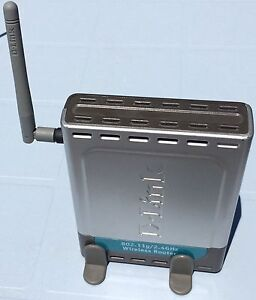 Wireless router D-Link