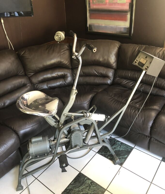 Vintage Executive Exercycle In Good Working Condition With PEP Attachment