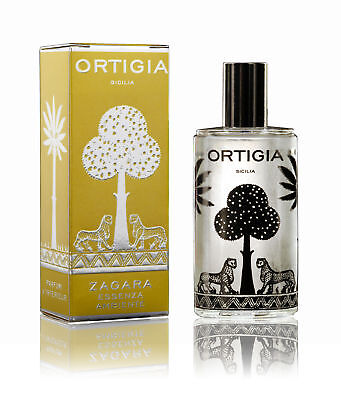 Room Spray Home Fragrance Natural by Ortigia Orange Blossom 3.3 oz. - Blossom Room Spray