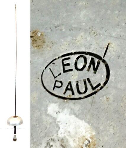 "Vintage Leon Paul Fencing Epee 43"" triangular blade sword foil"