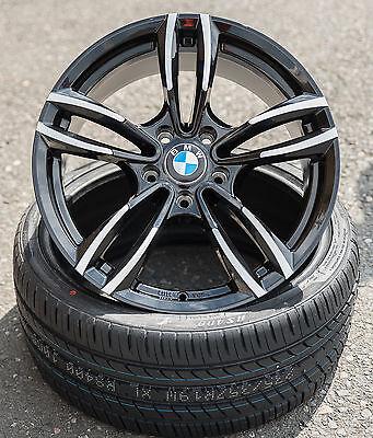17 Zoll WH29 Alu Felgen 5x120 schwarz für BMW M Paket Performance e46 e90 e91 online kaufen