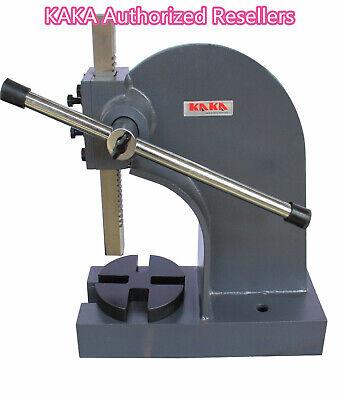Kakaind Ap-2 2ton Cast-iron Arbor Press 7 Height Heavy-duty Arbor Press