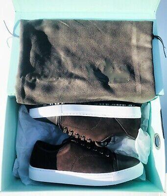 Peter Millar G/FORE Captoe Disruptor Espresso White Golf Shoes   Men's Size 9.5
