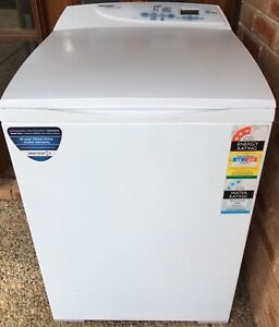 """Fisher&Paykel 3 Star 8Kg """"Smart Drive """" top loader washer, can deliver"""