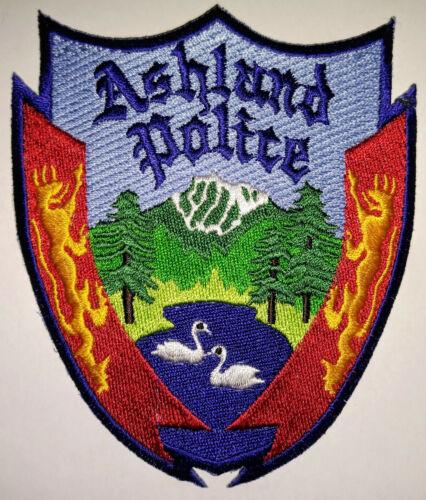 Ashland Oregon Police Patch // FREE US SHIPPING!