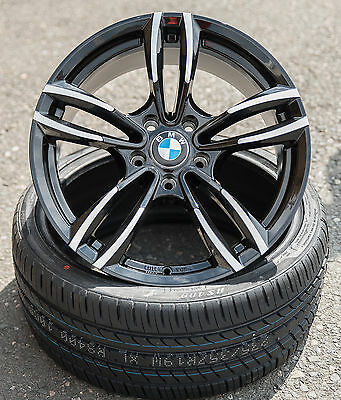 19 Zoll Wh29 Alu Felgen für BMW 3er F30 F31 F34 e90 e91 e92 e93 M Performance M4