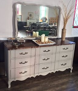 Beautiful French Provincial Dresser