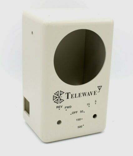Telewave 44A Wattmeter Replacement Case (New)