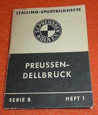 Preussen Dellbr�ck Fu�ball Mittelrhein Verband STALLING Nachf. Viktoria K�ln 04