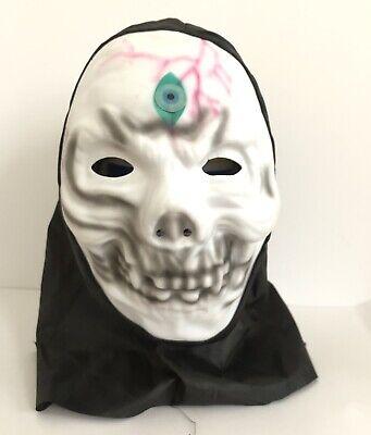 VTG  3rd Third Evil Eye Possessed Demon Devil Ghost Ghost Face Halloween  Mask](Demon Face Halloween)