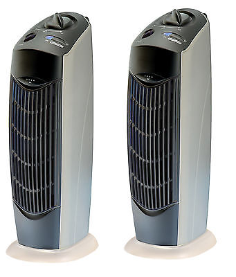 2 Two New Air Purifier Carbon Ionic Ionizer Gainsaying Fresh Ions Pro Breeze UV