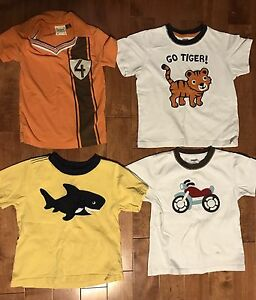 5 item lot for boy size 3T inc Gymboree