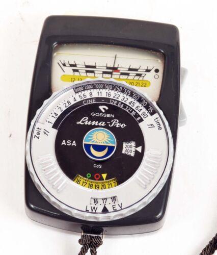 Gossen Luna Pro Light Meter in Working Condition (no case)