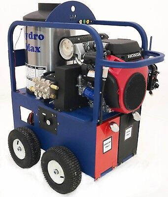 Hotcold Water Pressure Washer 5gpm4000psi-new- Belt Diven