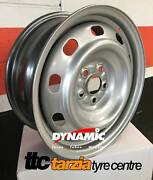 "Dynamic 15x6"" 5x100  45 Suburu Steel Wheel Pooraka Salisbury Area Preview"