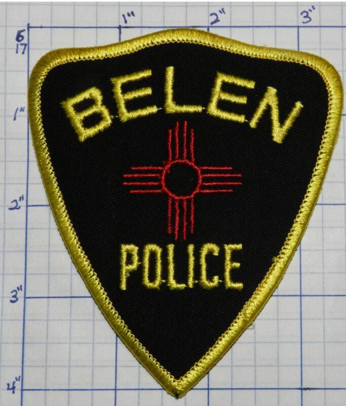 NEW MEXICO, BELEN POLICE DEPT VERSION 3 PATCH
