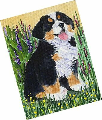Details About Carolines Treasures Ss8215gf Bernese Mountain Dog Flag Garden Size Small M